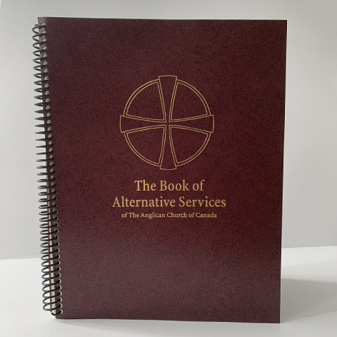 Book of Alternative Services (Large Print) - Part 3: Pastoral Offices