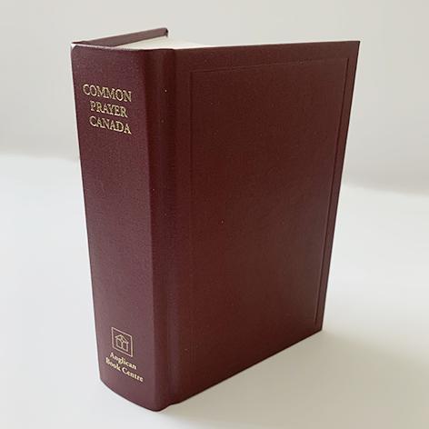 Book of Common Prayer - Burgundy / Pew Edition