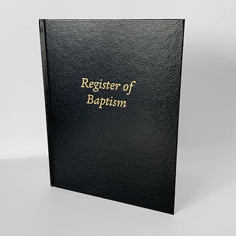 Register - Baptism