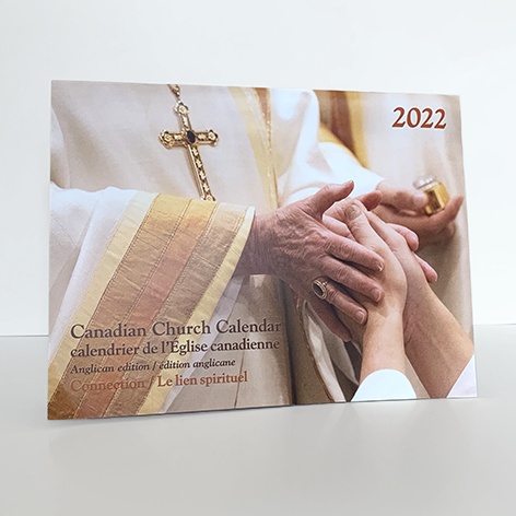 2022 Canadian Church Calendar (Bulk pricing available)