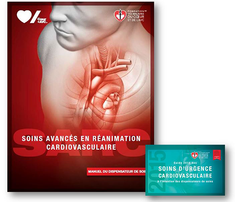 2015 ACLS Provider Bundle - French