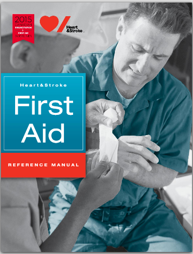 2015 Standard First Aid - Guidelines Update - Student Reference - English