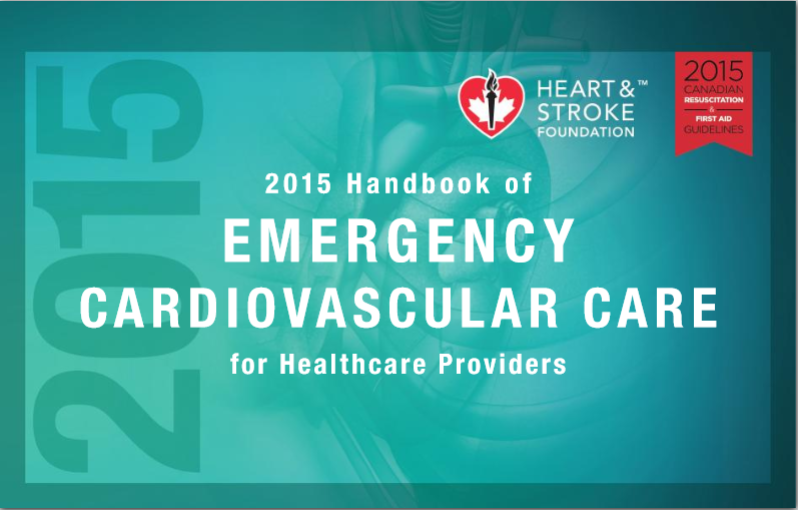 2015 Handbook of Emergency Cardiovascular Care for Healthcare Providers (eBook) - English