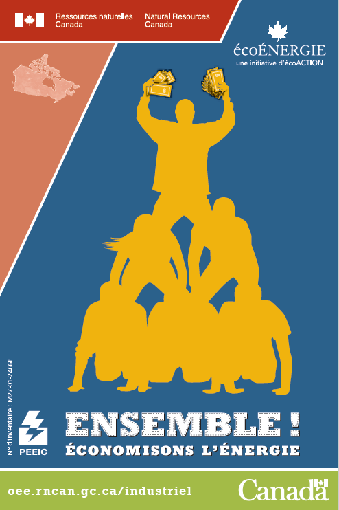 ENSEMBLE ECONOMISONS L'ENERGIE (ETIQUETTE)