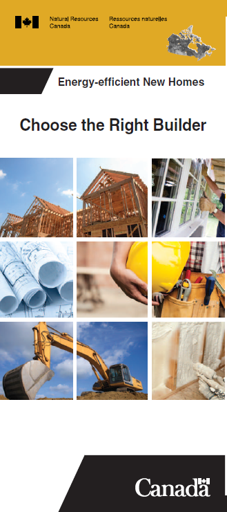ENERGY EFFICIENT NEW HOMES CHOOSE THE RIGHT BUILDER