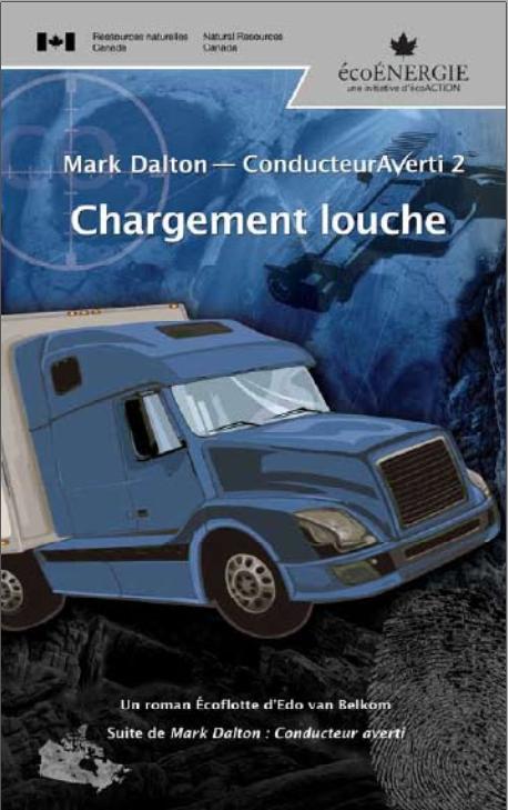 ECOENERGIE-MARK DALTON-CONDUCTEUR AVERTI 2 CHARGEMENT LOUCHE