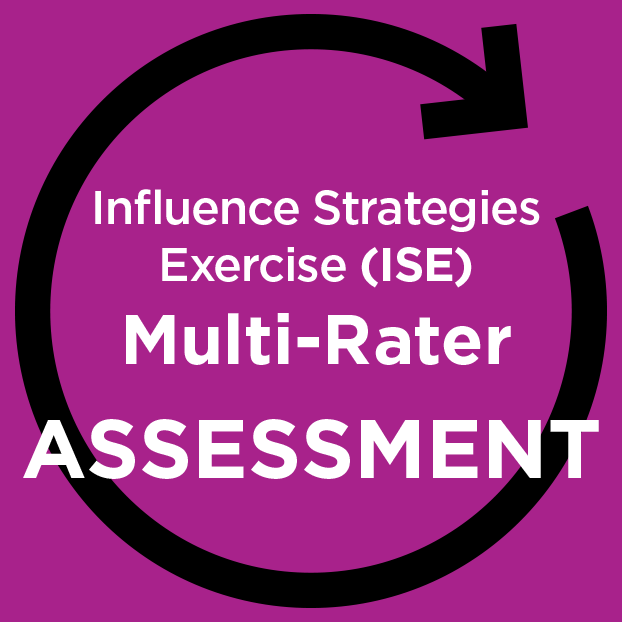 Influence Strategies Exercise (ISE) online - Multi-Rater Assessment