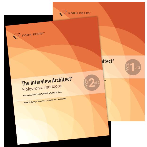 Interview Architect® Professional Handbook