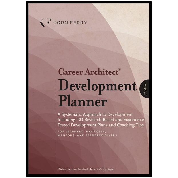 Career Architect® Development Planner 5th Edition - English