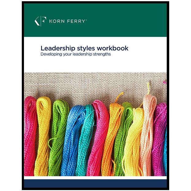 Leadership Styles Workbook - 10 PK