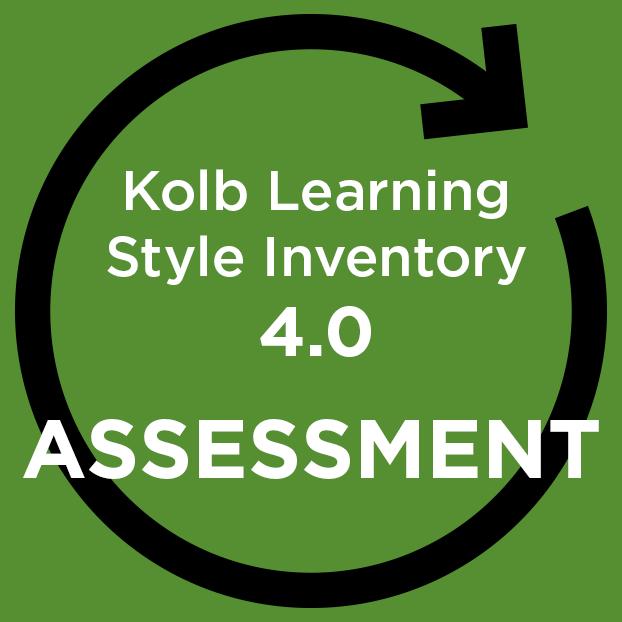 KOLB Learning Styles Inventory (KLSI) V4.0 - online