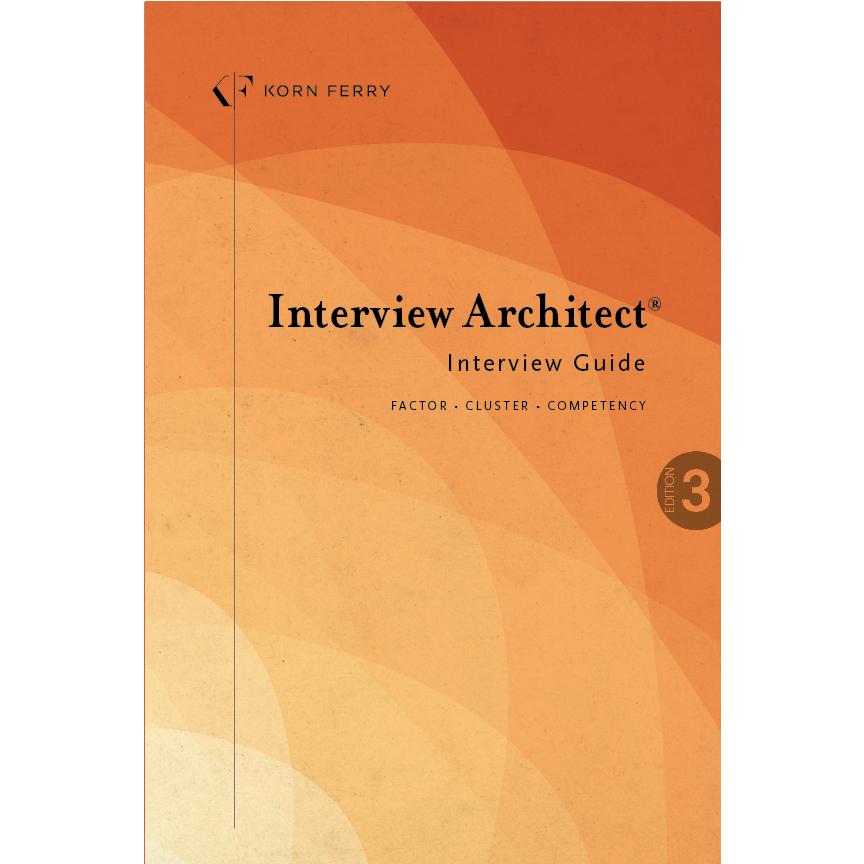 Interview Architect®  Interviewer's Kit