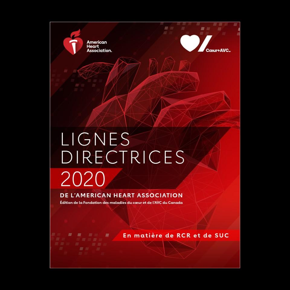 thumbnail-2020 American Heart Association Guidelines Heart & Stroke Foundation of Canada Edition- eBook - English-1